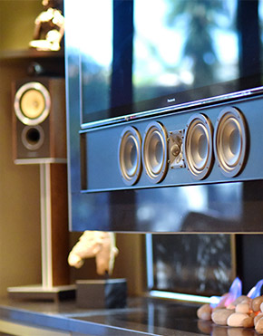 Audio, Video & Home Theater Systems Specialists - Len Wallis
