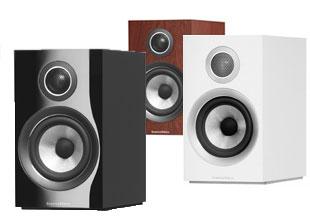 Bowers Wilkins Speakers >> 707 S2 Bookshelf Speakers Len Wallis Audio