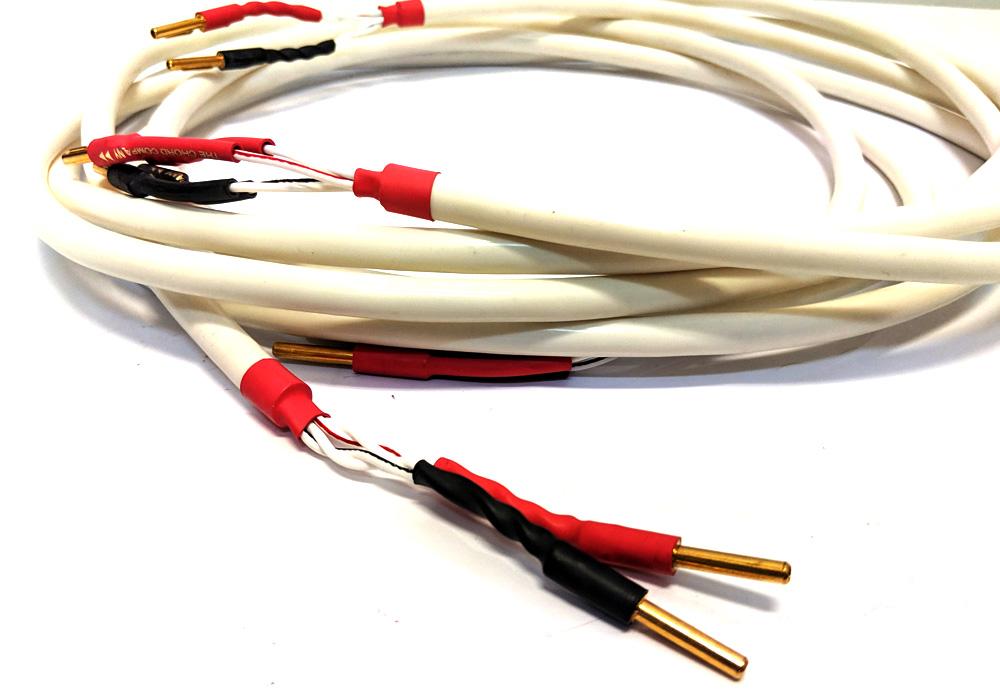Amazing Rumor 4 Bi Wire Speaker Cable 2 6M Pair Len Wallis Audio Wiring 101 Israstreekradiomeanderfmnl