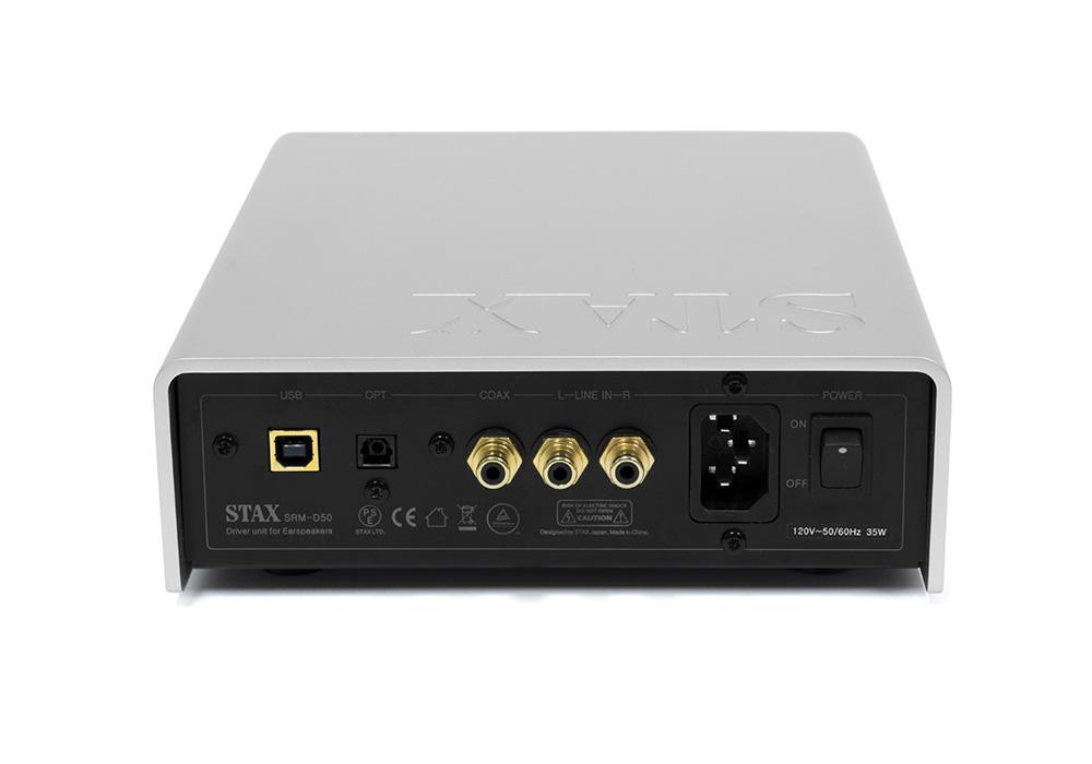 SRM-D50 Electrostatic headphone amplifier