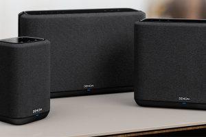 Denon Home Speaker Promotion